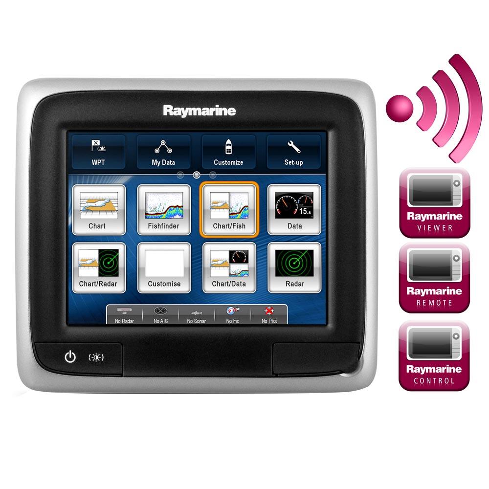 Raymarine a65 5.7