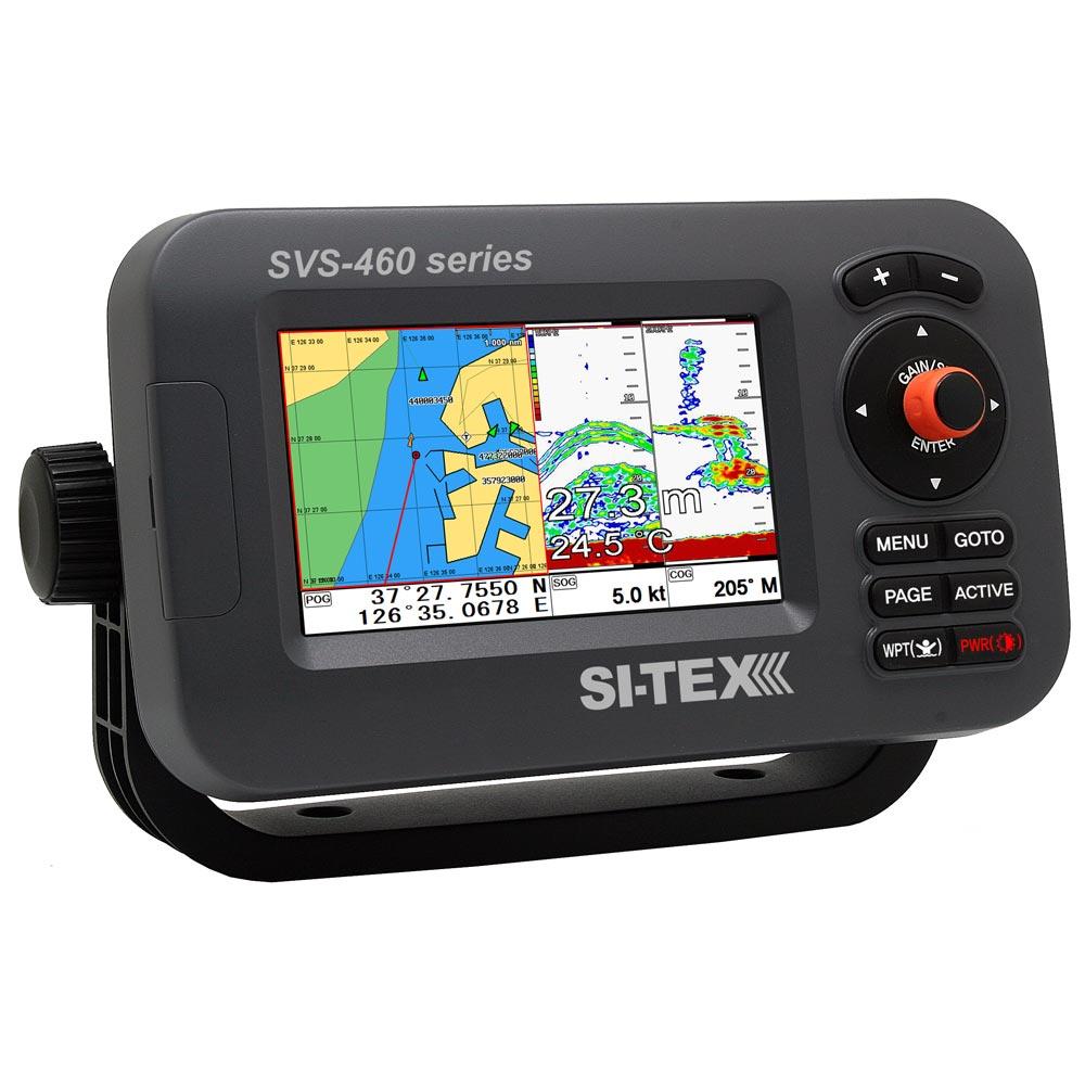 SI-TEX SVS-460CE Chartplotter - 4.3