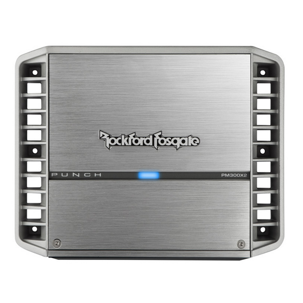 Rockford Fosgate PM300X2 Punch Series 300 Watt 2-Channel Amplifier