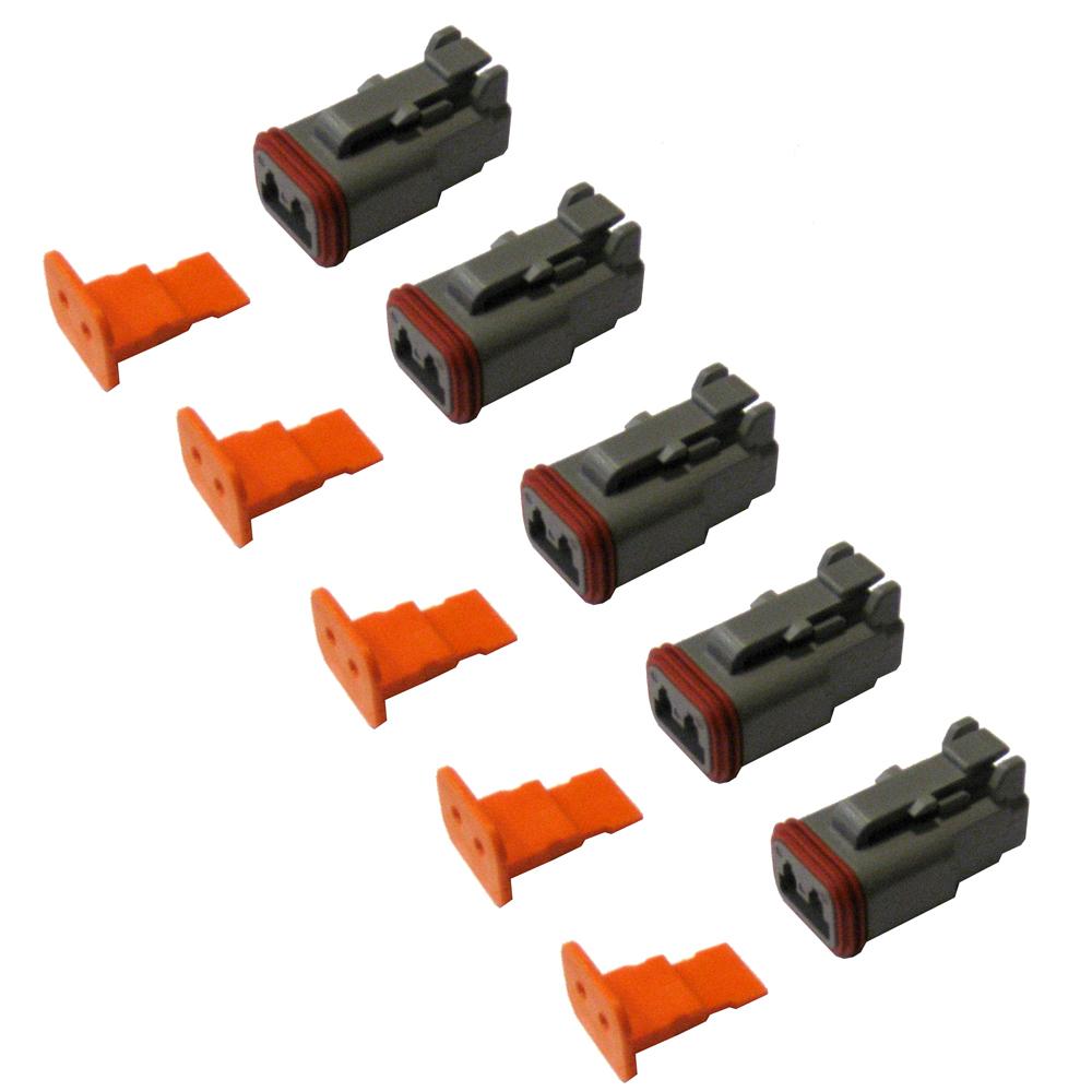 Lenco Deutsch Plug  - Wedge & Plug