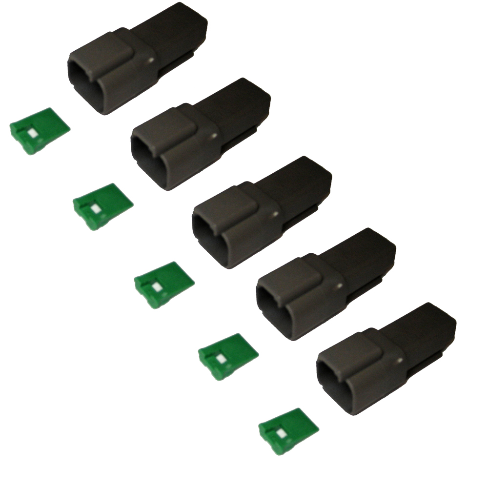 Lenco Deutsch Receptacle Kit