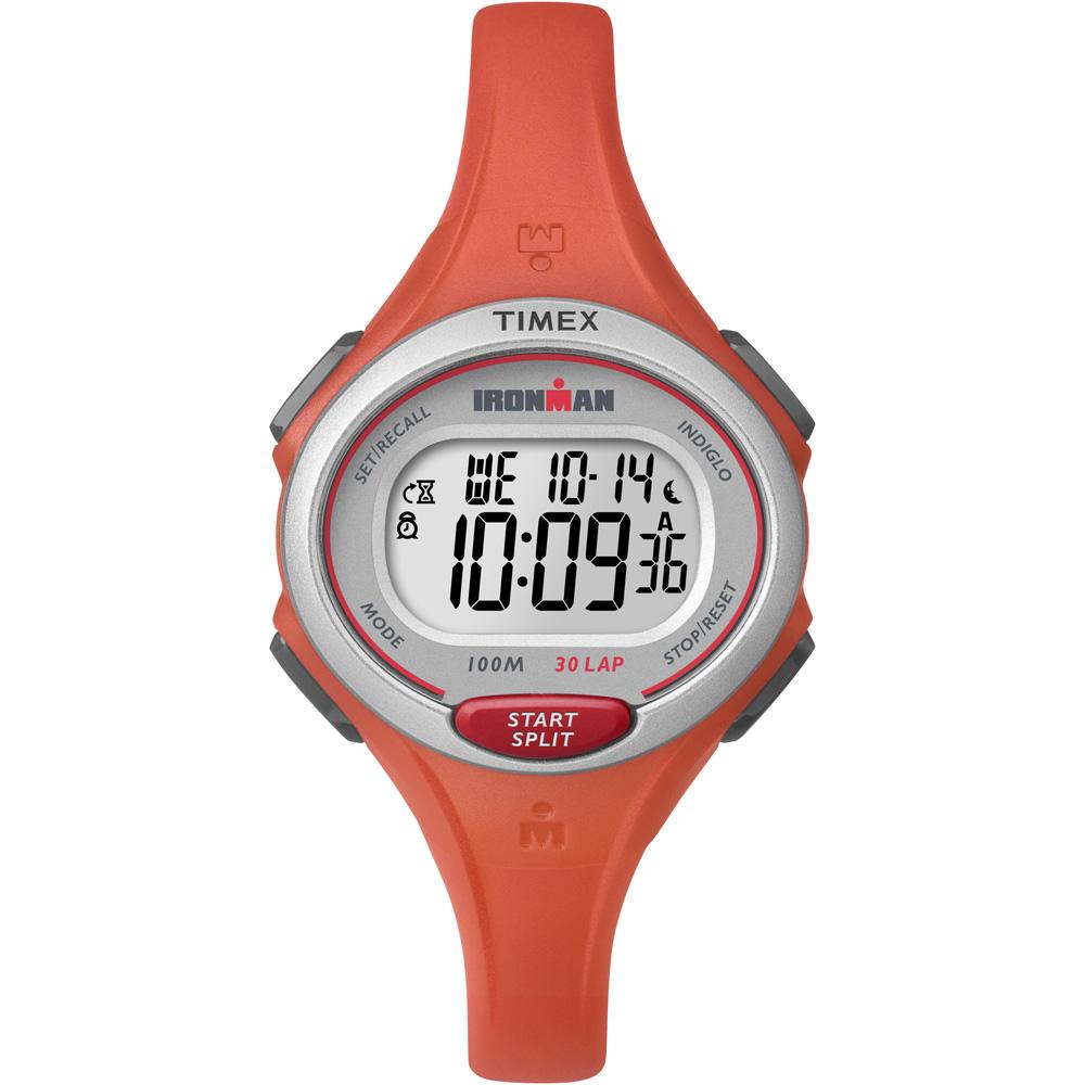 Timex Ironman Essential 30-Lap Watch - Mandarin
