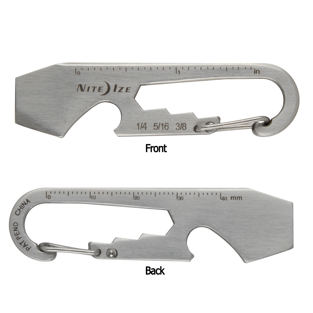 Nite Ize Doohickey Key Tool - Stainless Steel