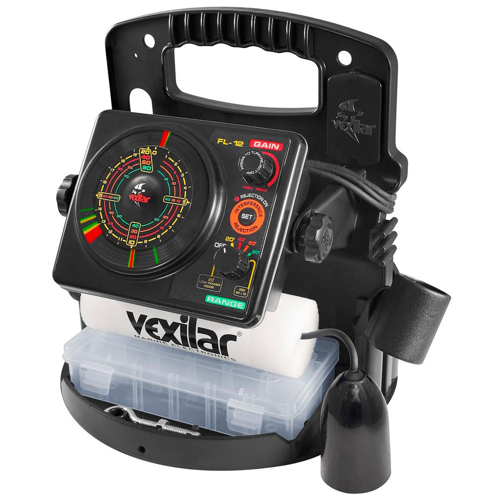 Vexilar FL-12 Ice Pro Series w/12° Ice Ducer