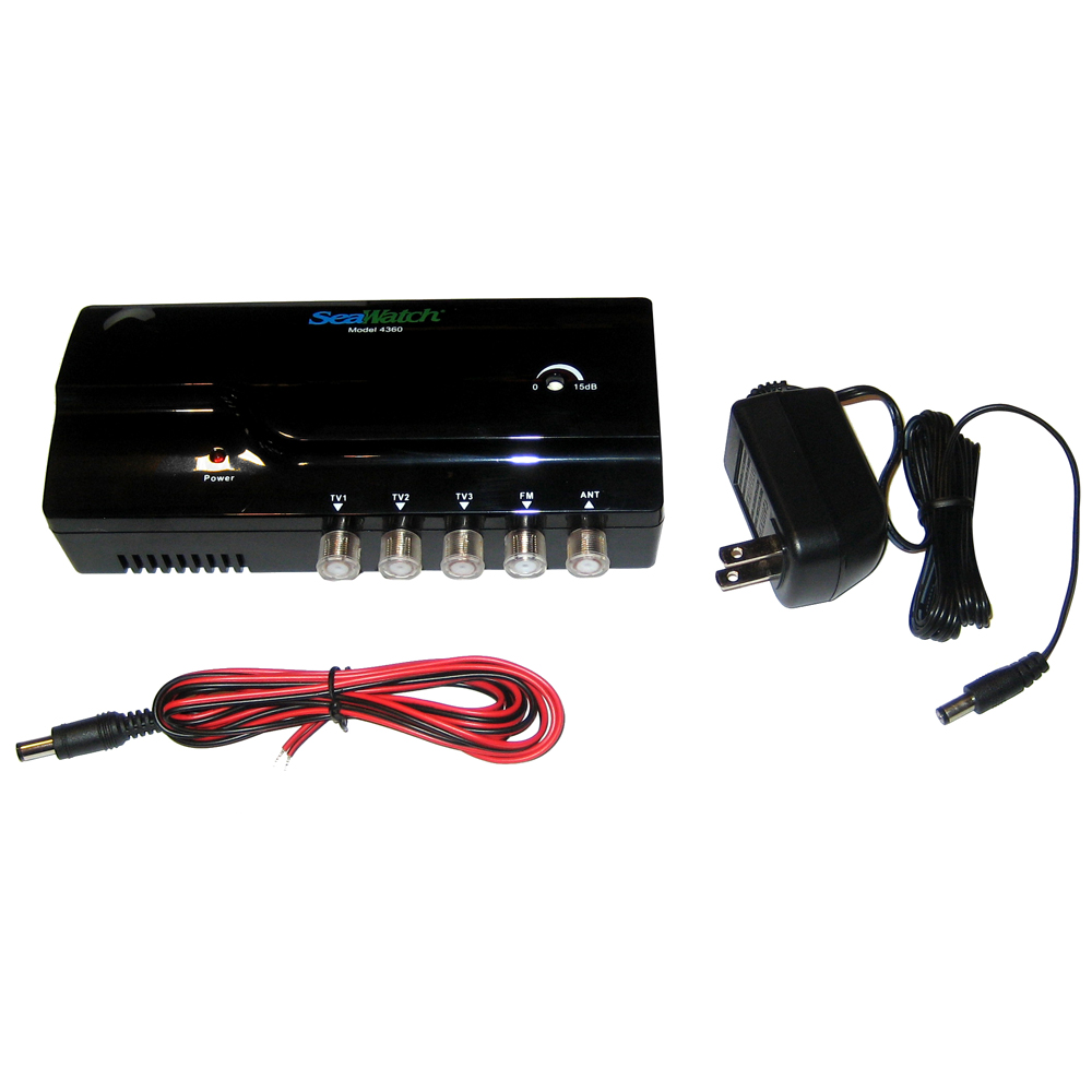 Shakespeare 4360 TV/AM/FM Splitter