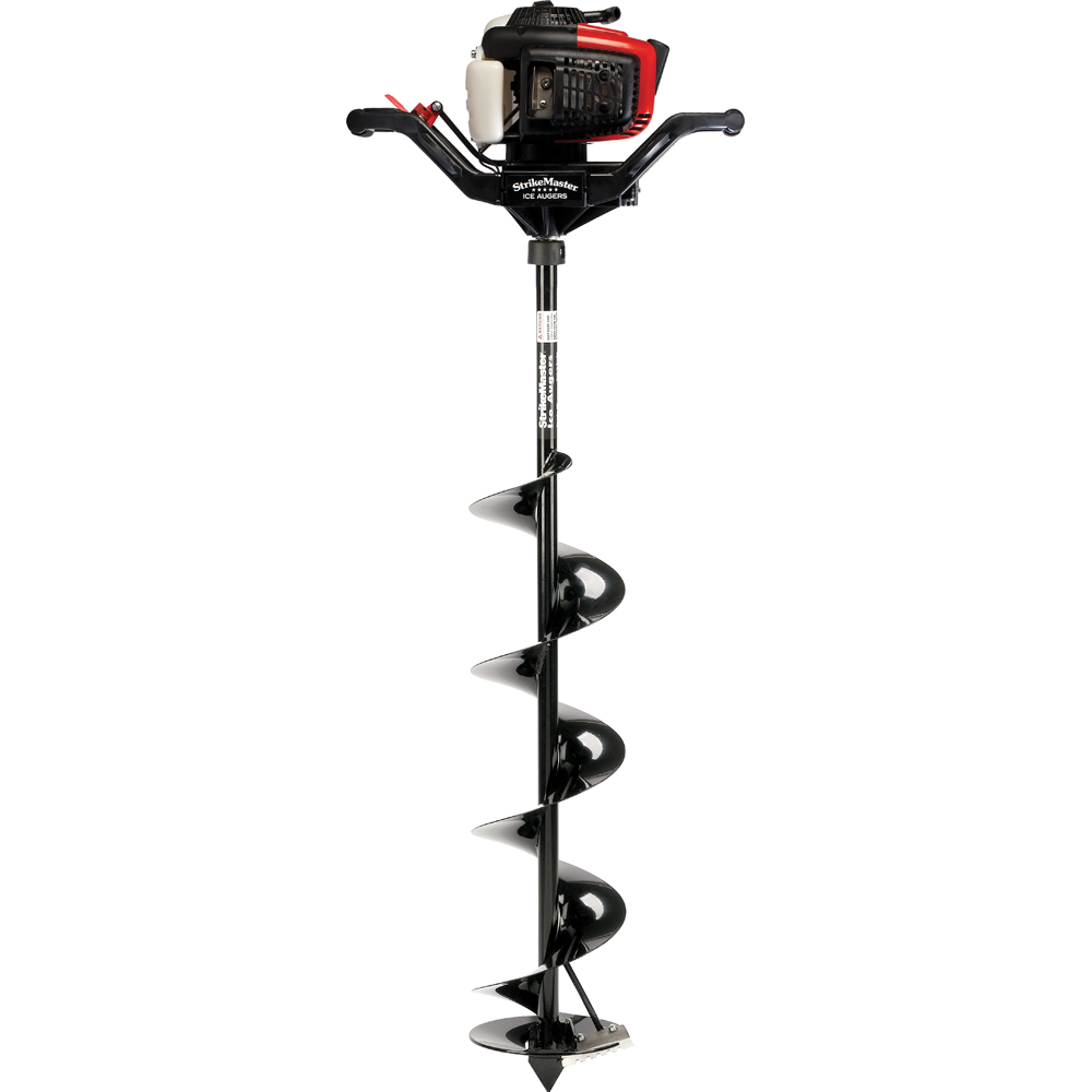 StrikeMaster Chipper Magnum Power Auger - 8.25
