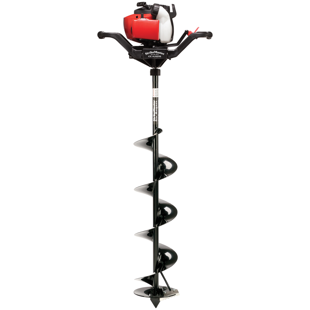 StrikeMaster Chipper Lite Power Auger - 8.25