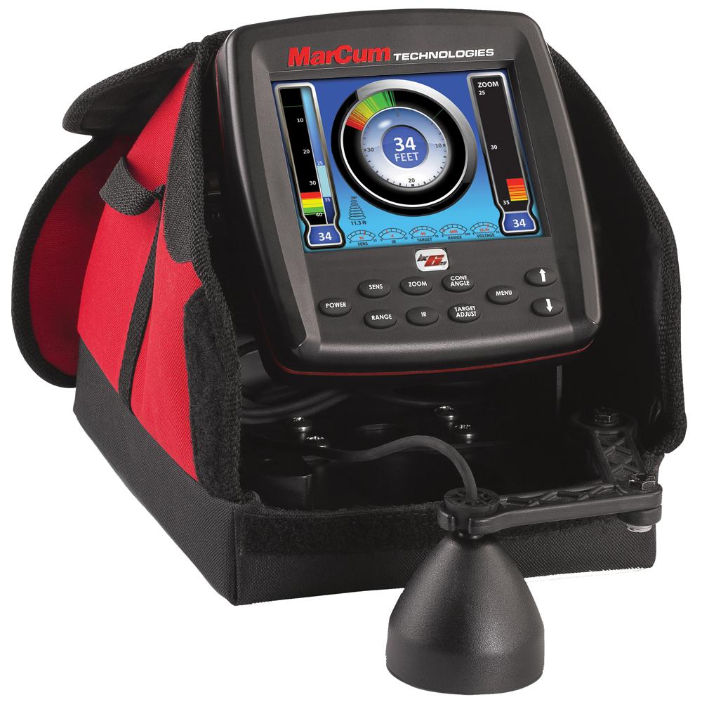 MarCum LX-6s Digital Sonar System - 6