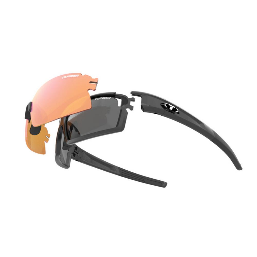 Tifosi Escalate S.F. Sunglasses - Matte Black