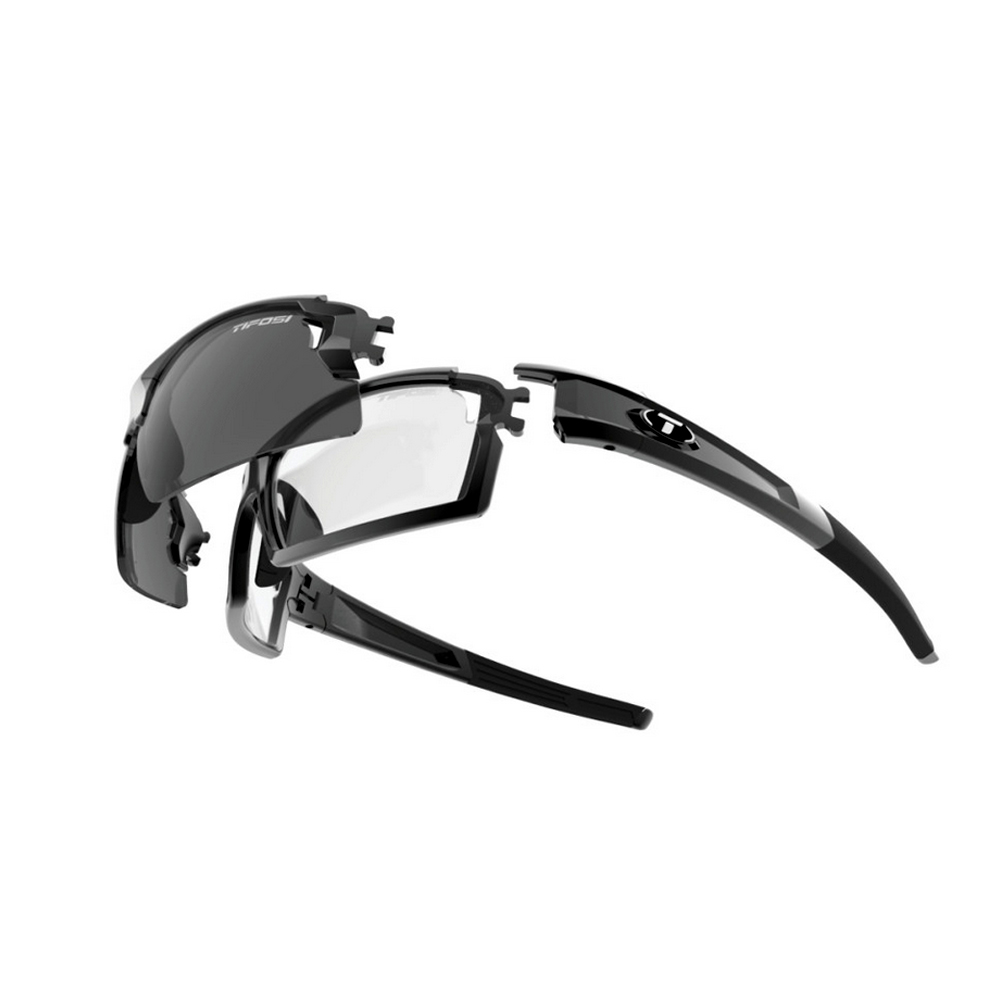 Tifosi Escalate F.H. Fototec Sunglasses - Matte Black