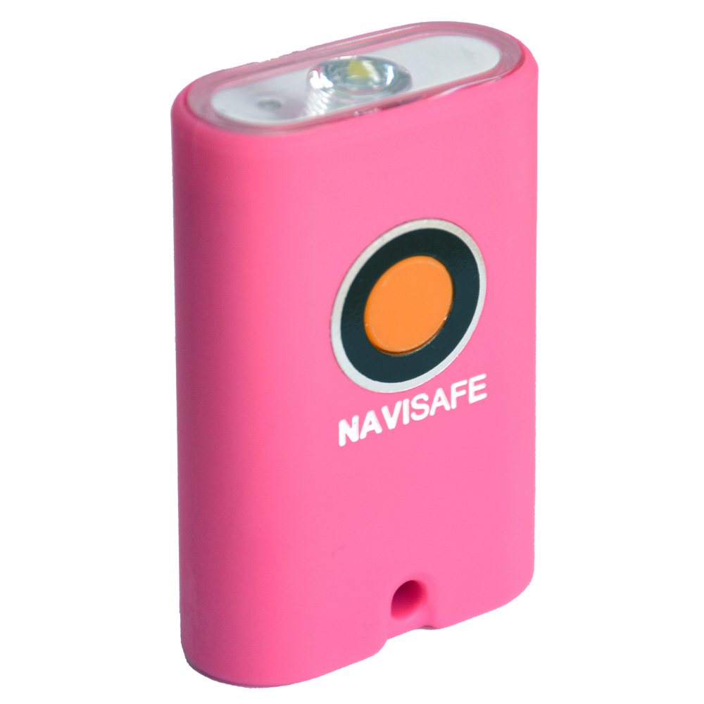 Navisafe Navlight Mini - Hands Free - Pink