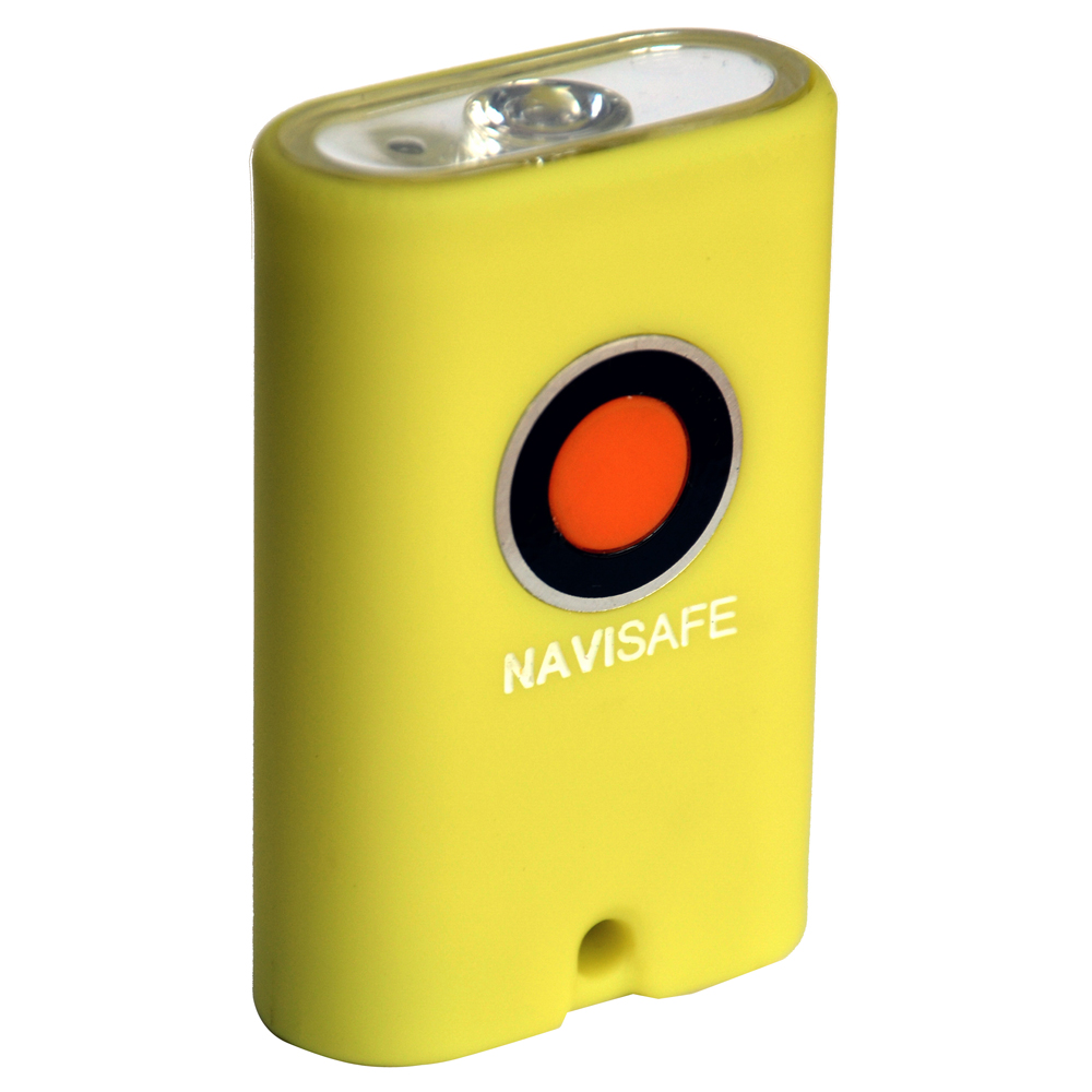 Navisafe Navlight Mini - Hands Free - Yellow
