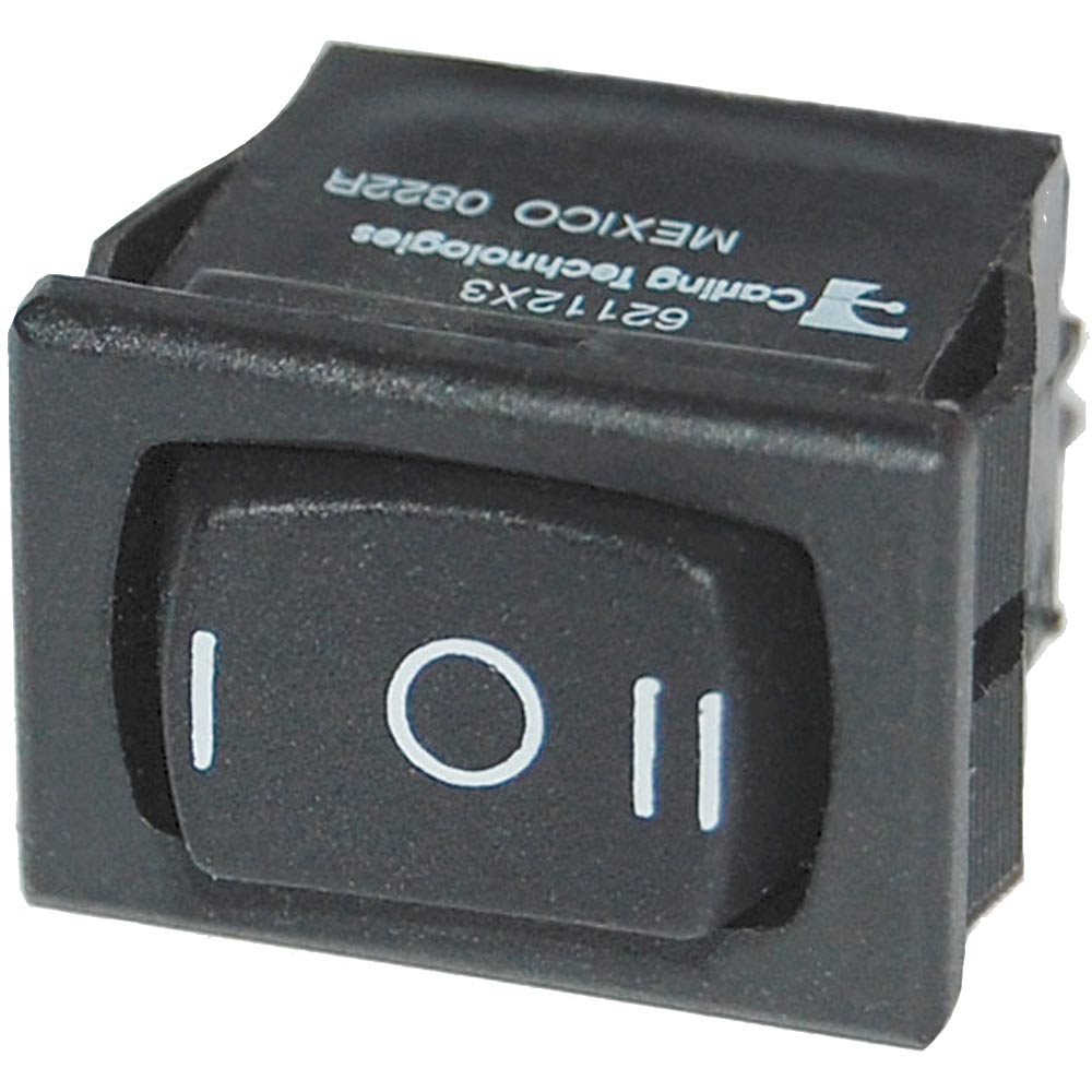 Blue Sea 360 Panel - Rocker Switch DPDT - ON-OFF-ON