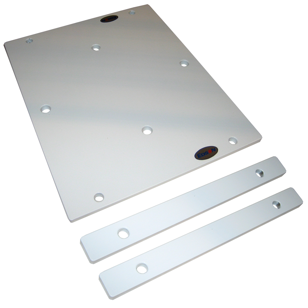 Edson Vision Series Mounting Plate f/Simrad HALO™ Open Array - Hard Top Only