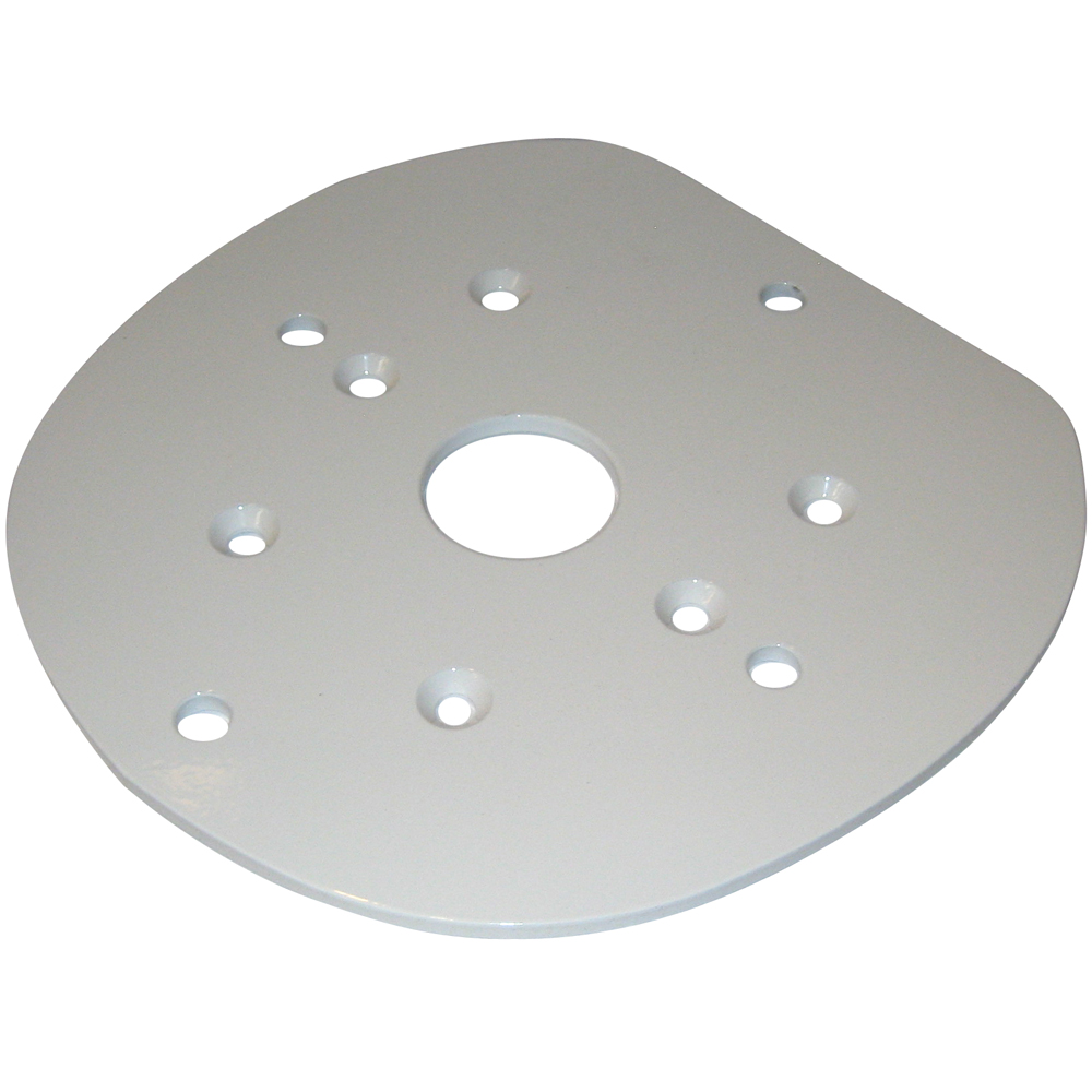 Edson Vision Series Mounting Plate f/Simrad HALO™ Open Array
