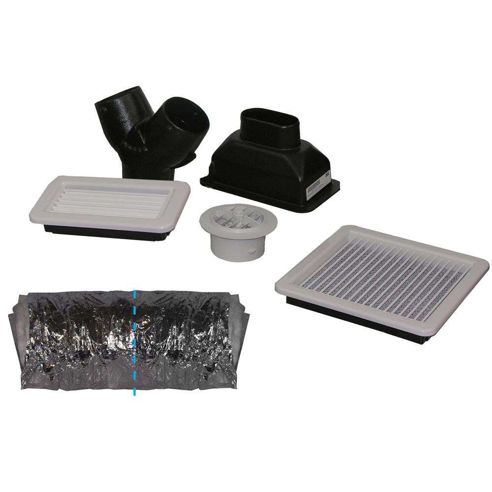 Webasto Fresh Air Duct Kit f/FCF5000 & FCF9000