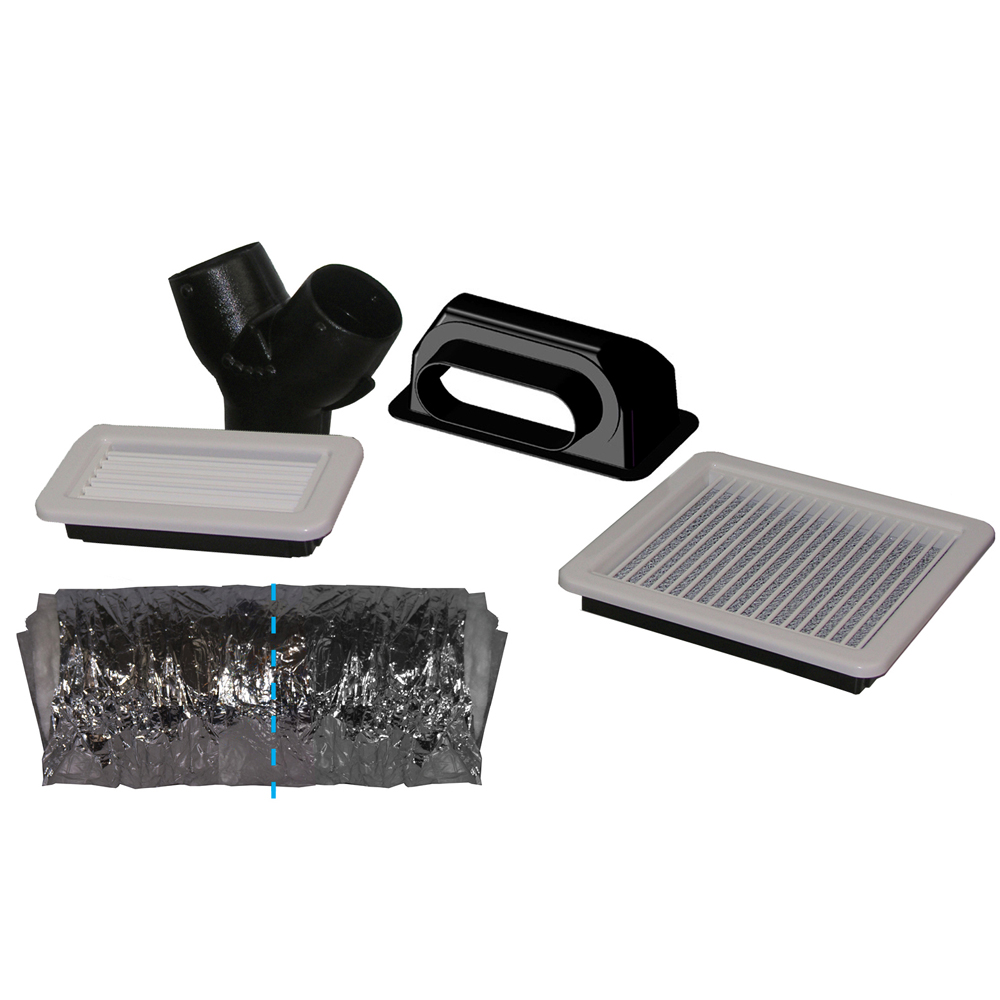 Webasto Fresh Air Duct Kit f/FCF12000 & FCF16000