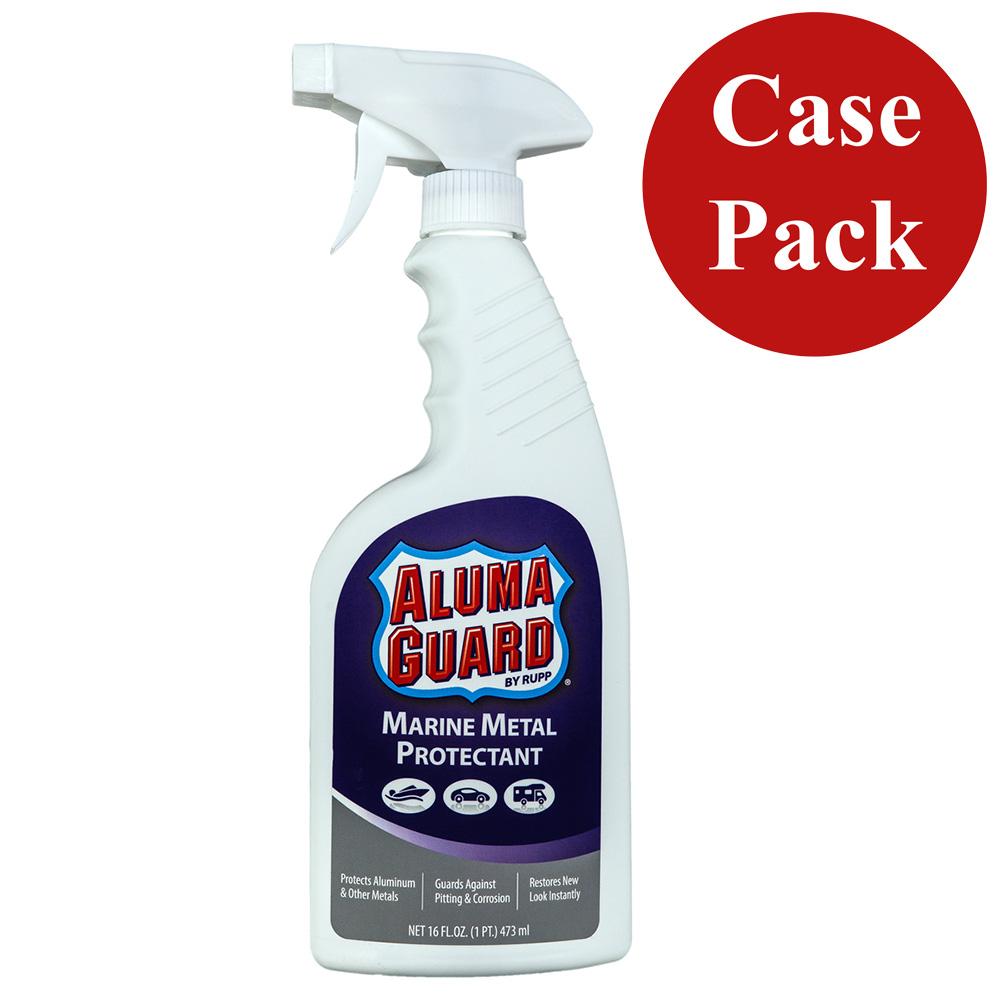 Rupp Aluma Guard Aluminum Protectant - 16oz. Spray Bottle - Case of 12