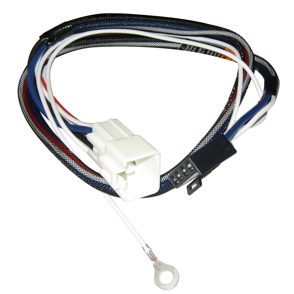 Tekonsha Break Control Wiring Adapter - 2 Plug - fits Toyota 2014-2015 4Runner - All Styles