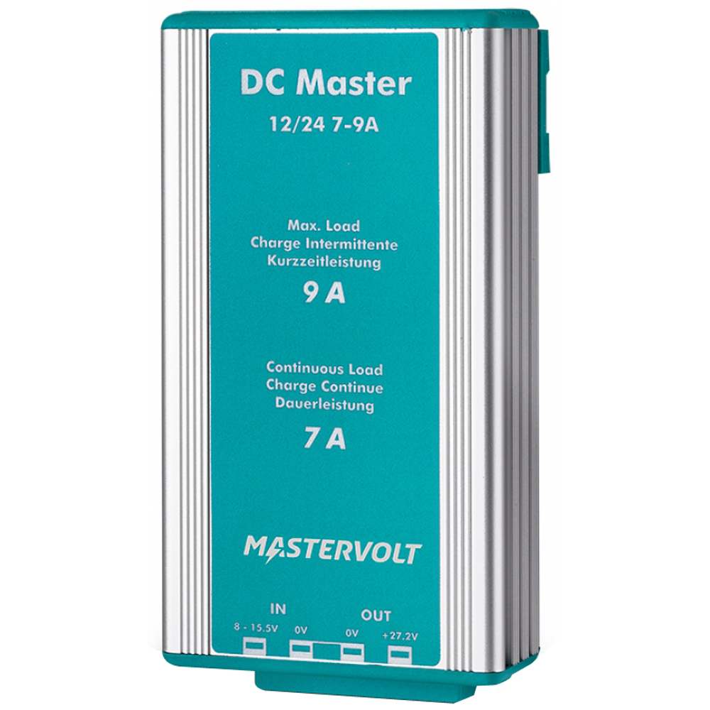 Mastervolt DC Master 12V to 24V Converter - 7A