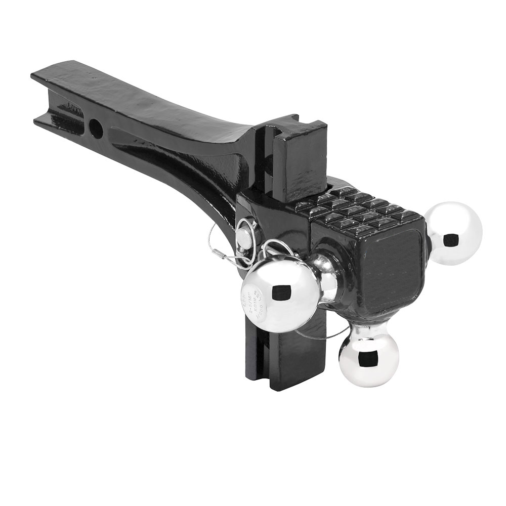 Pro Series Adjustable Tri-Ball Mount