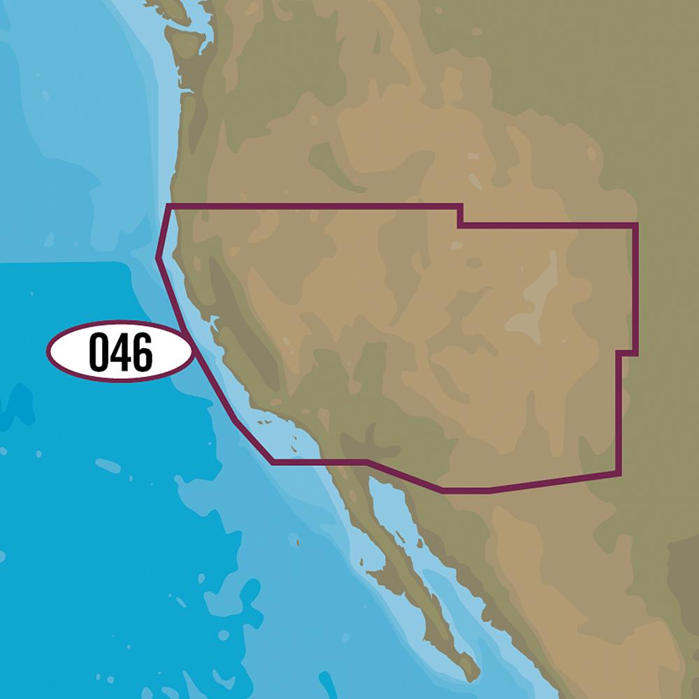 C-MAP MAX-N+ NA-Y046 - US Southwest Lakes
