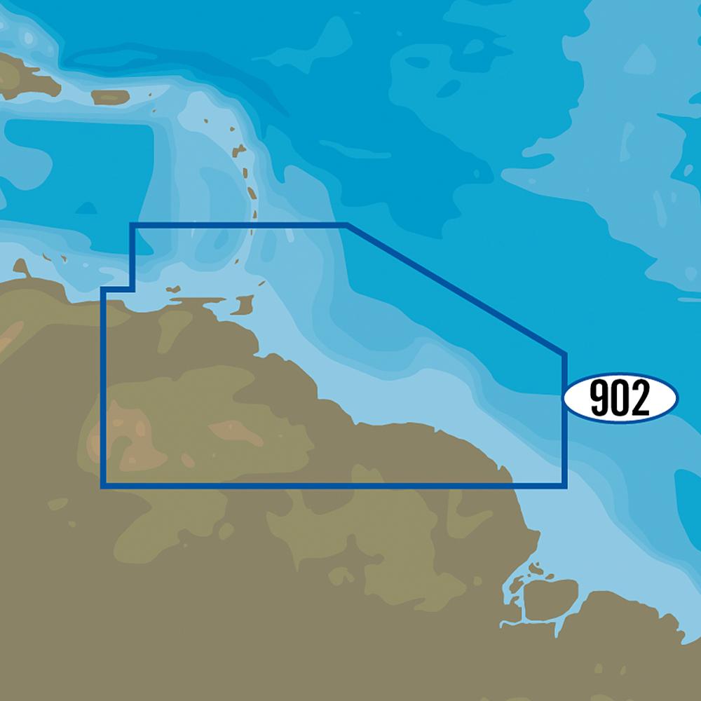 C-MAP MAX-N+ SA-Y902 - Isla de Margarita to Rio Oiapoque