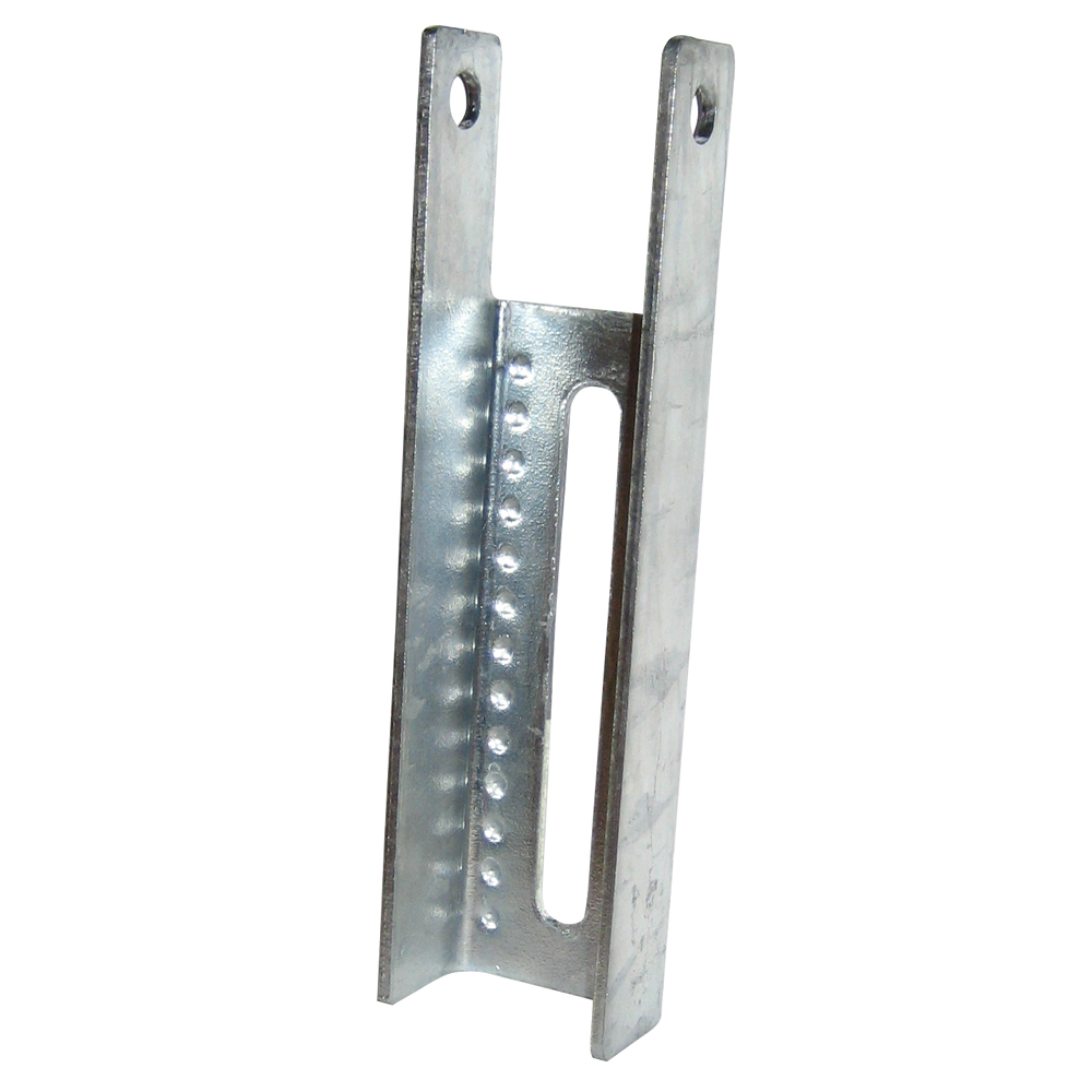 CE Smith Vertical Bunk Bracket Dimpled - 7-1/2