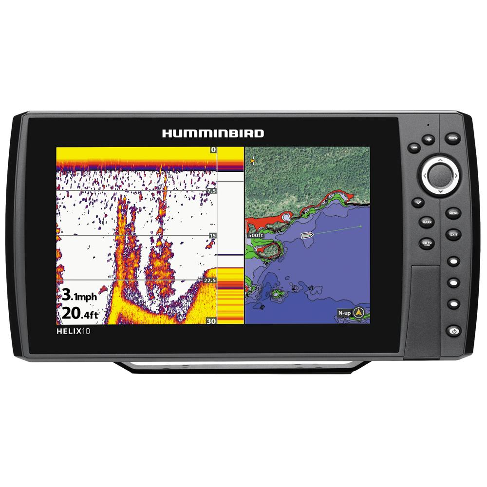 Humminbird HELIX 10 Sonar/GPS Combo
