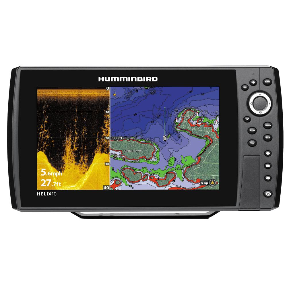 Humminbird HELIX 10 DI/GPS Combo