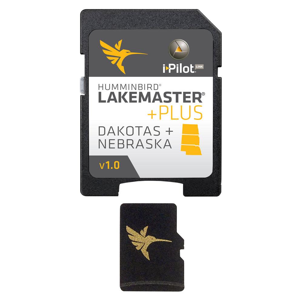 Humminbird LakeMaster Plus Dakotas/Nebraska - microSD™
