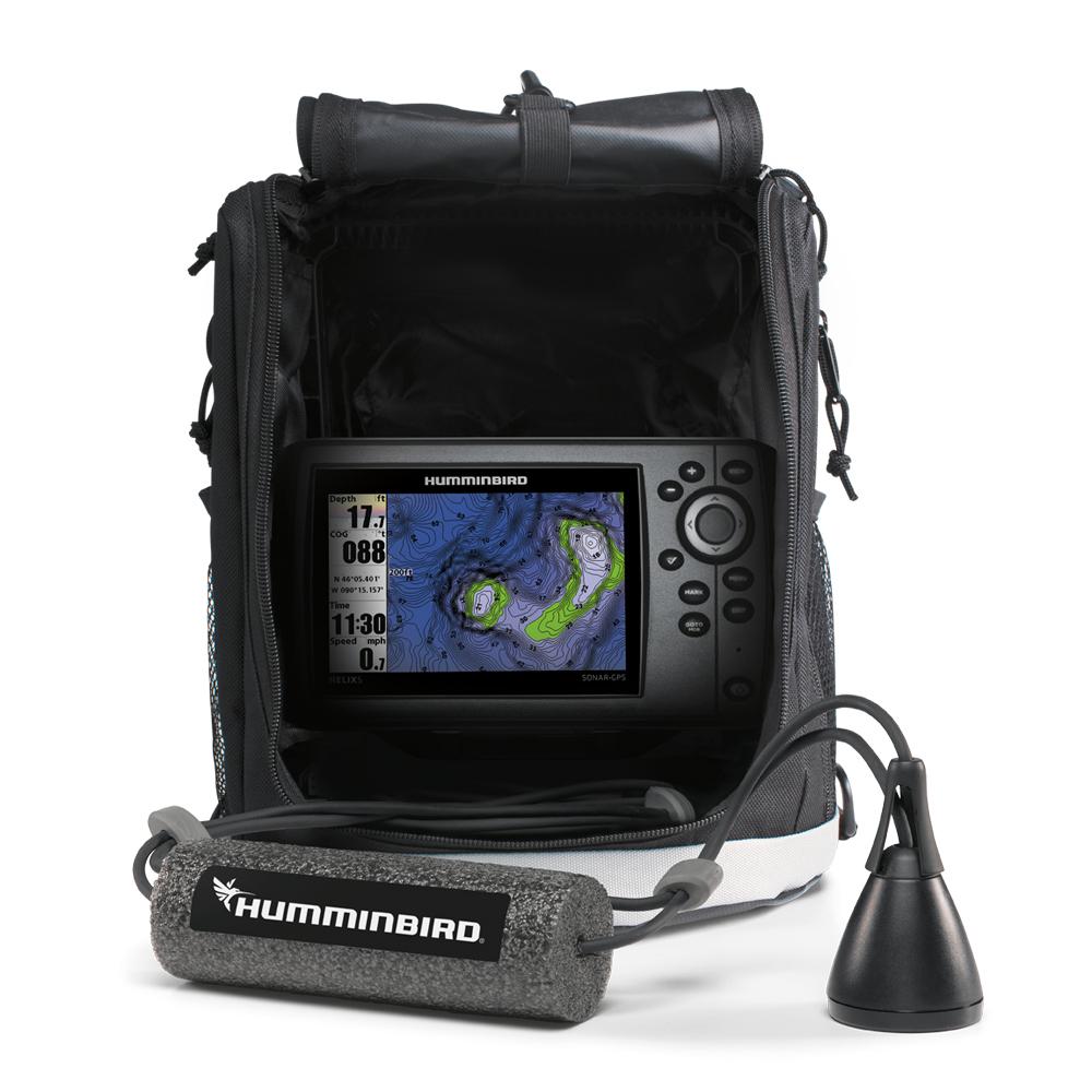 Humminbird ICE HELIX 5 Sonar/GPS