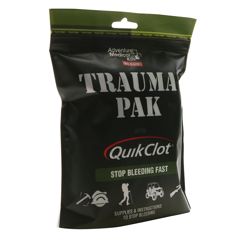 Adventure Medical Trauma Pak w/QuikClot®