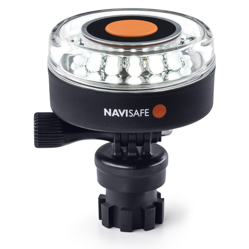 Navisafe Navilight 360° 2NM w/Navimount Base - White