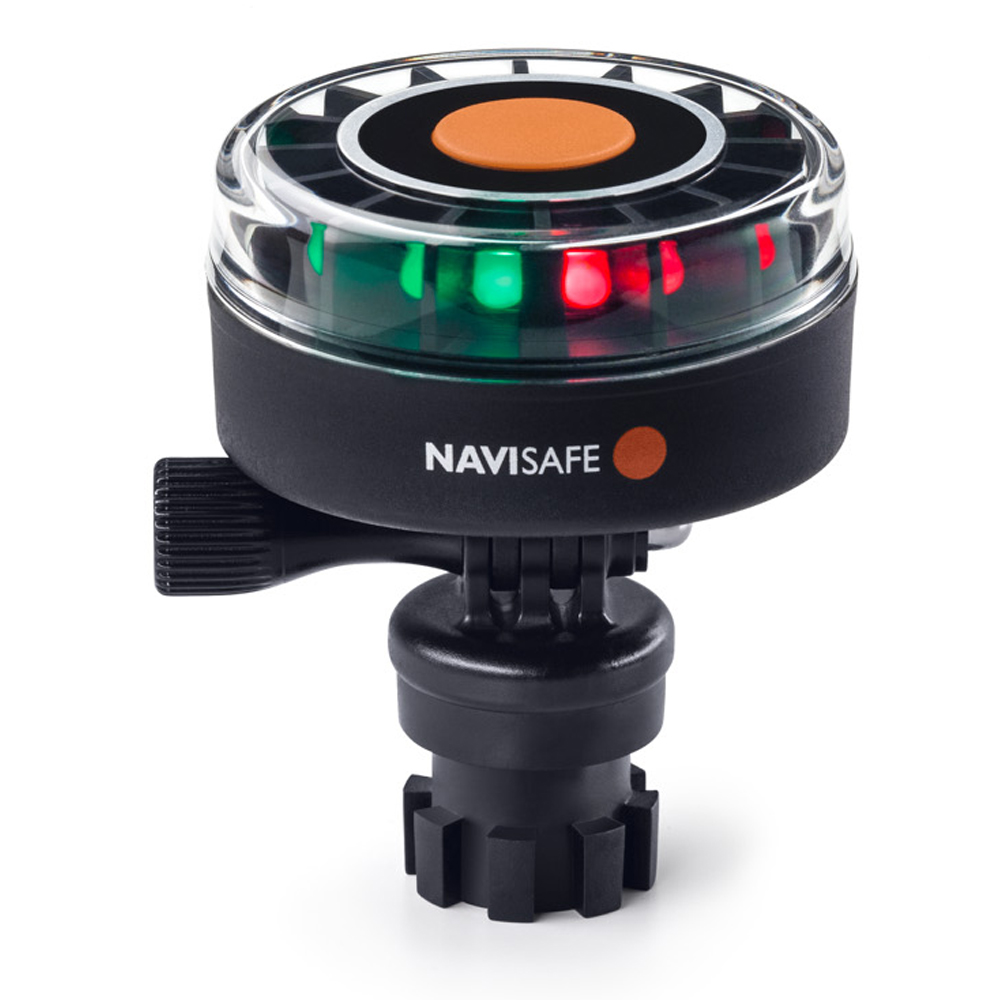 Navisafe Navilight 2NM w/Navimount Base - Tricolor