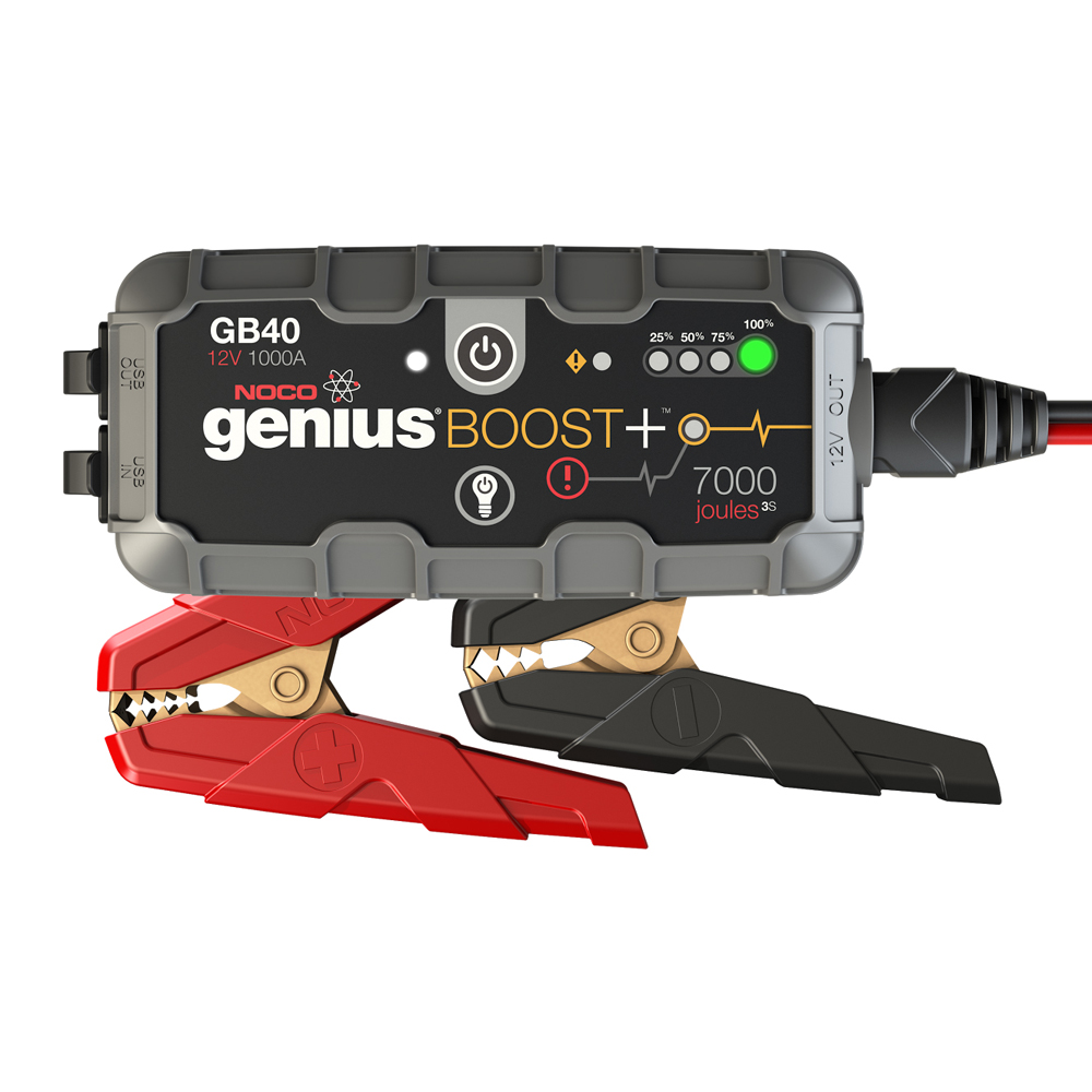 noco genius boost plus 1000a jump starter gb40 cad. Black Bedroom Furniture Sets. Home Design Ideas