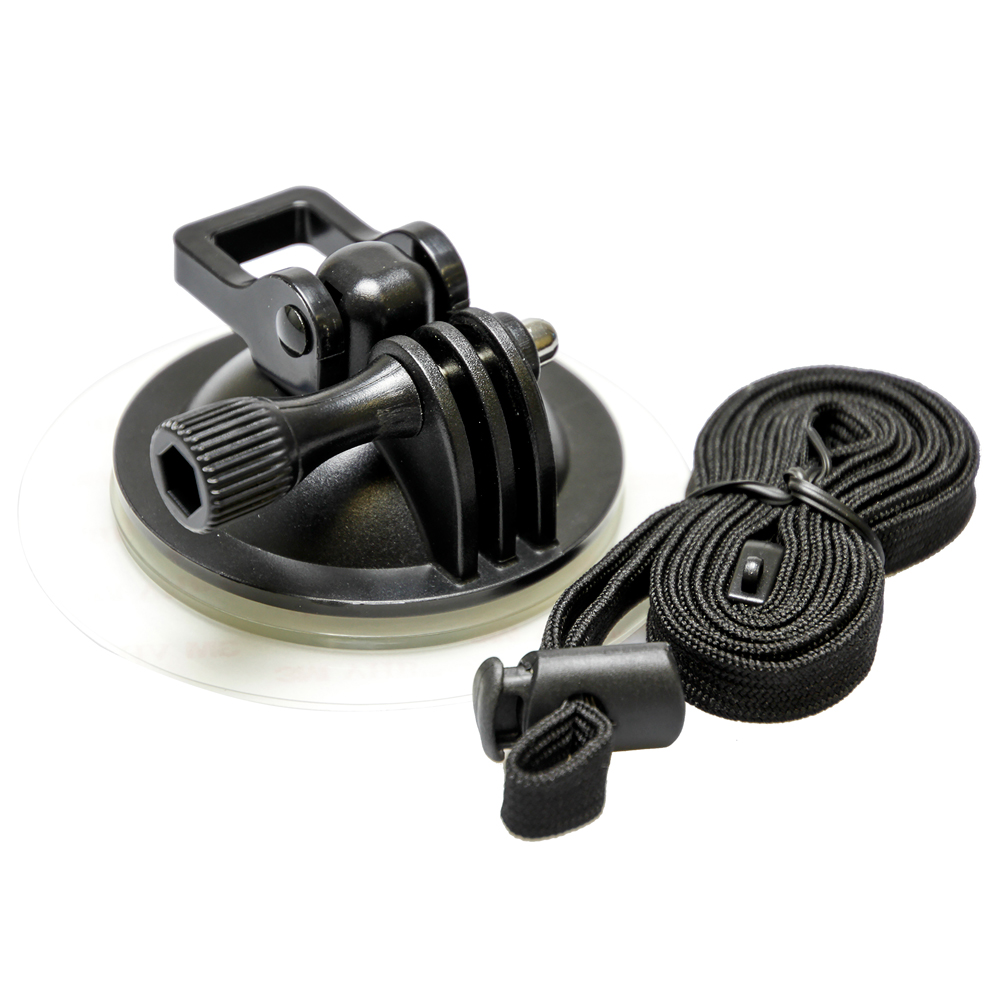SurfStow Suction Cup/Tether