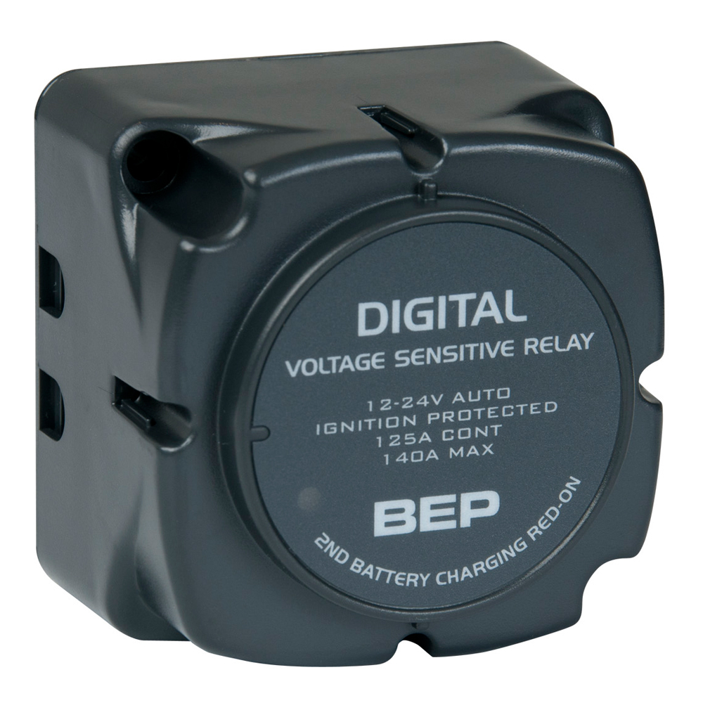 BEP Digital Voltage Sensing Relay DVSR - 12/24V