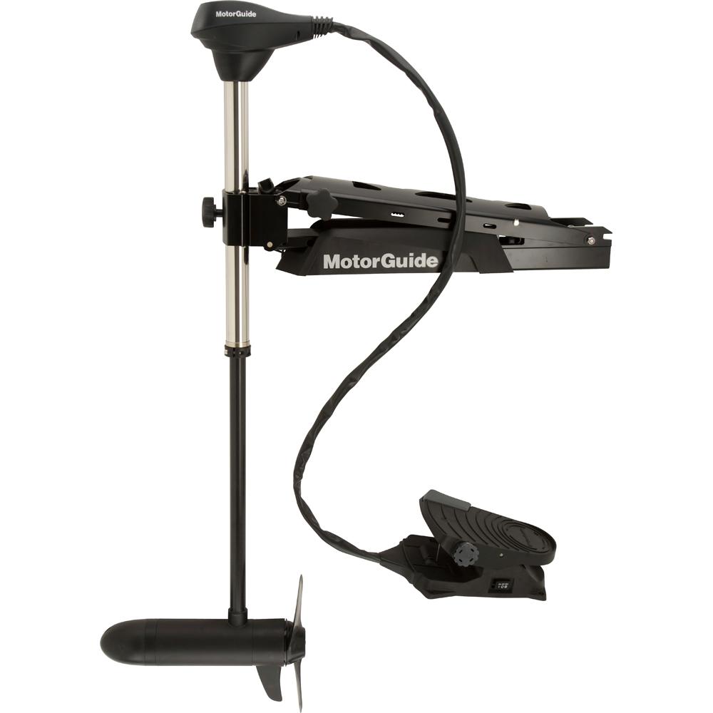 MotorGuide X5-105FW Foot Control Bow Mount Trolling Motor w/Sonar - 105lb-60
