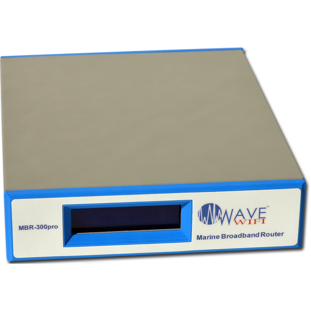 Wave WiFi Marine Broadband Router - 3 Source