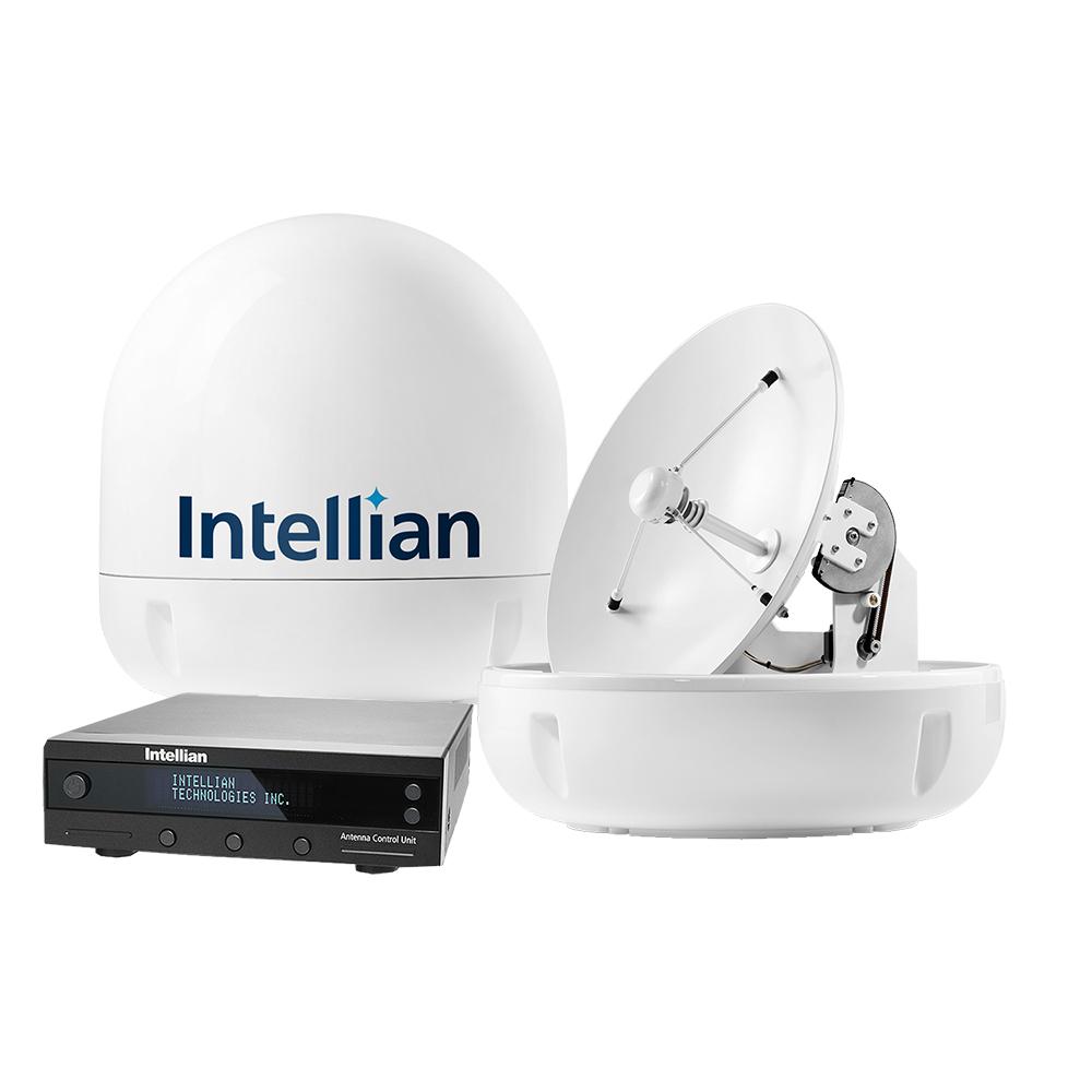 Intellian i6W 2-Axis Global System w/23.6