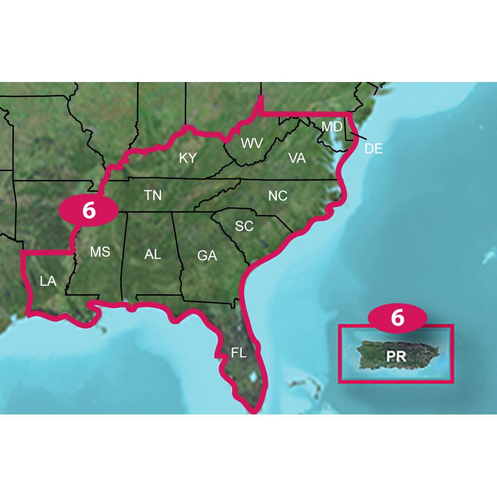 Garmin TOPO US 24K Southeast - microSD™/SD™