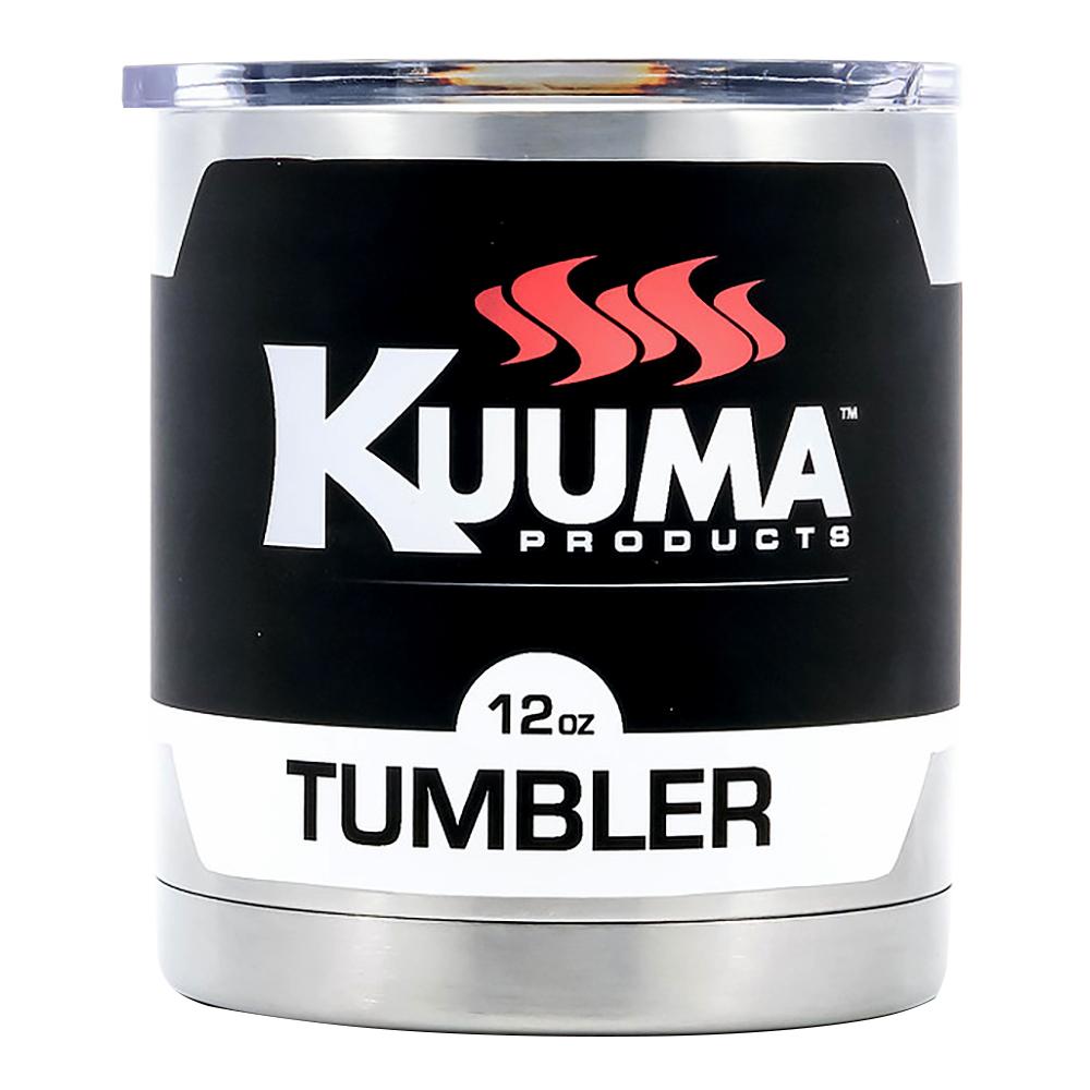 Kuuma 12oz Stainless Steel Tumbler w/Lid