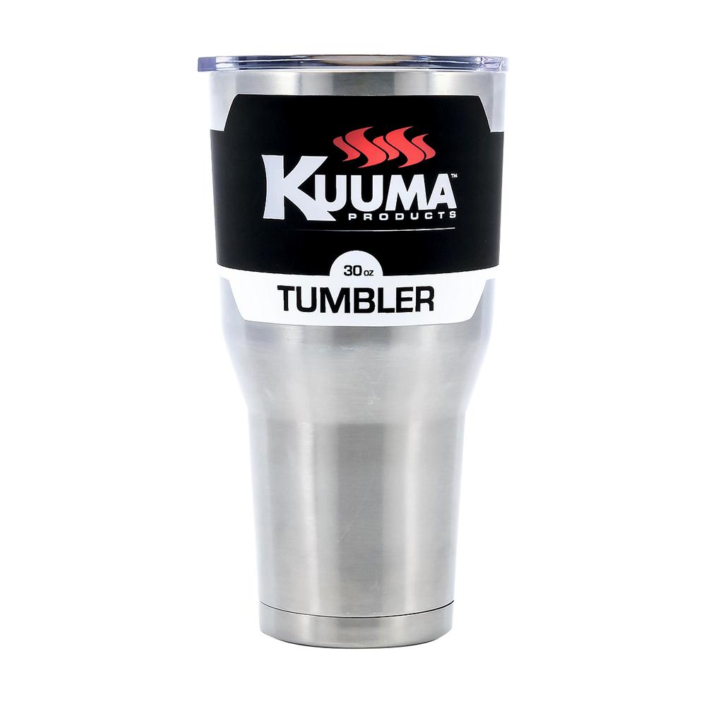 Kuuma 30oz Stainless Steel Tumbler w/Lid