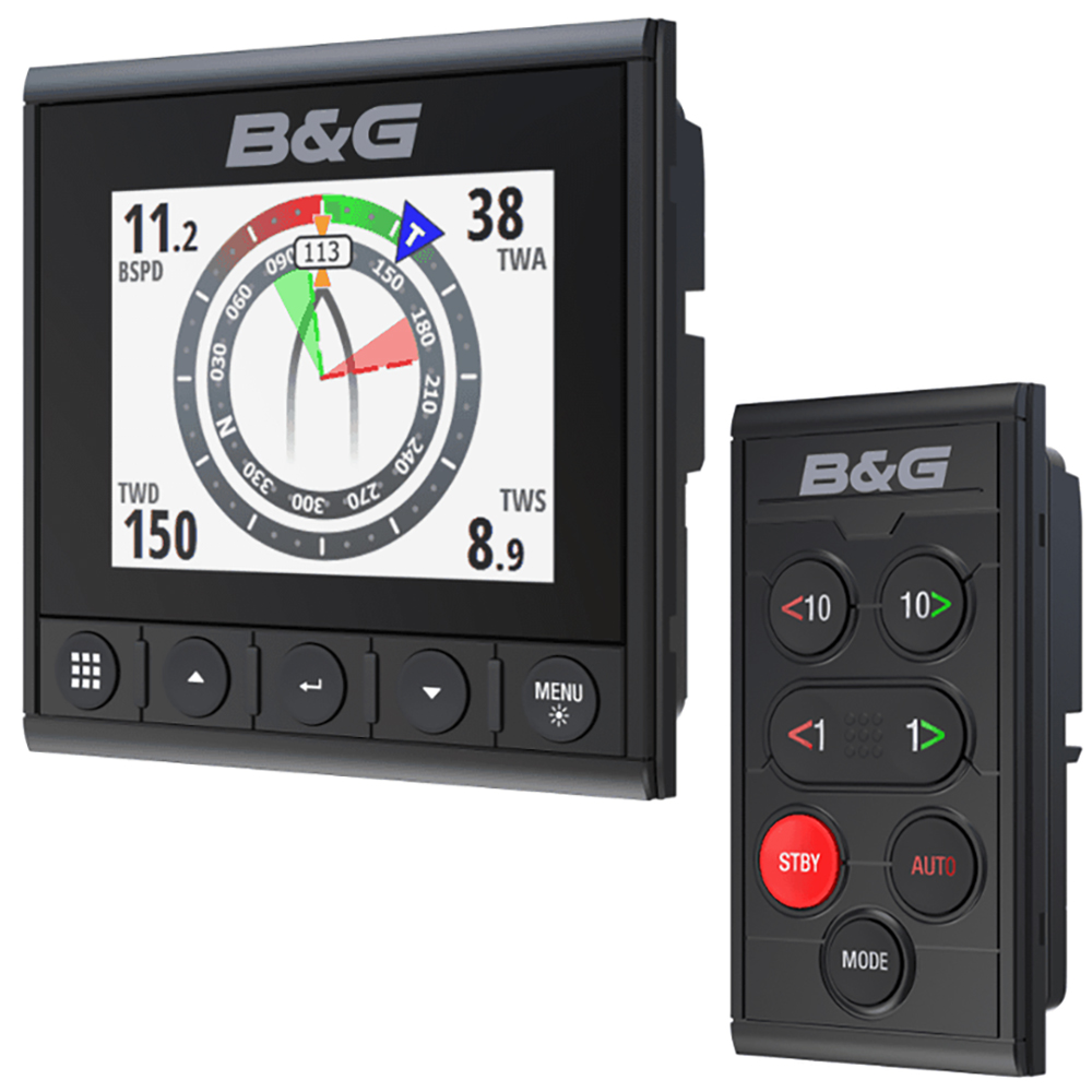 B&G Triton² Pilot Controller & Triton² Digital Display Pack