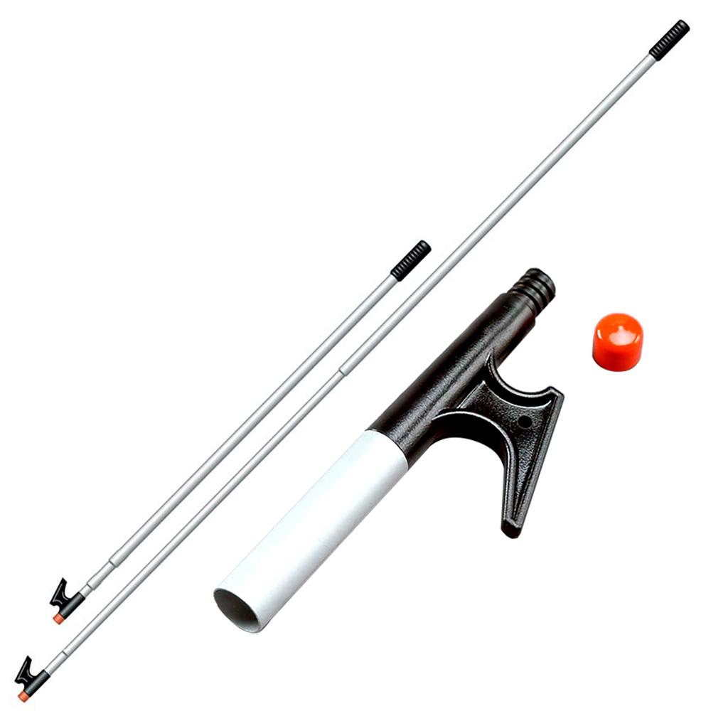 Davis 3-Section Adjustable Boat Hook - Adjusts 54