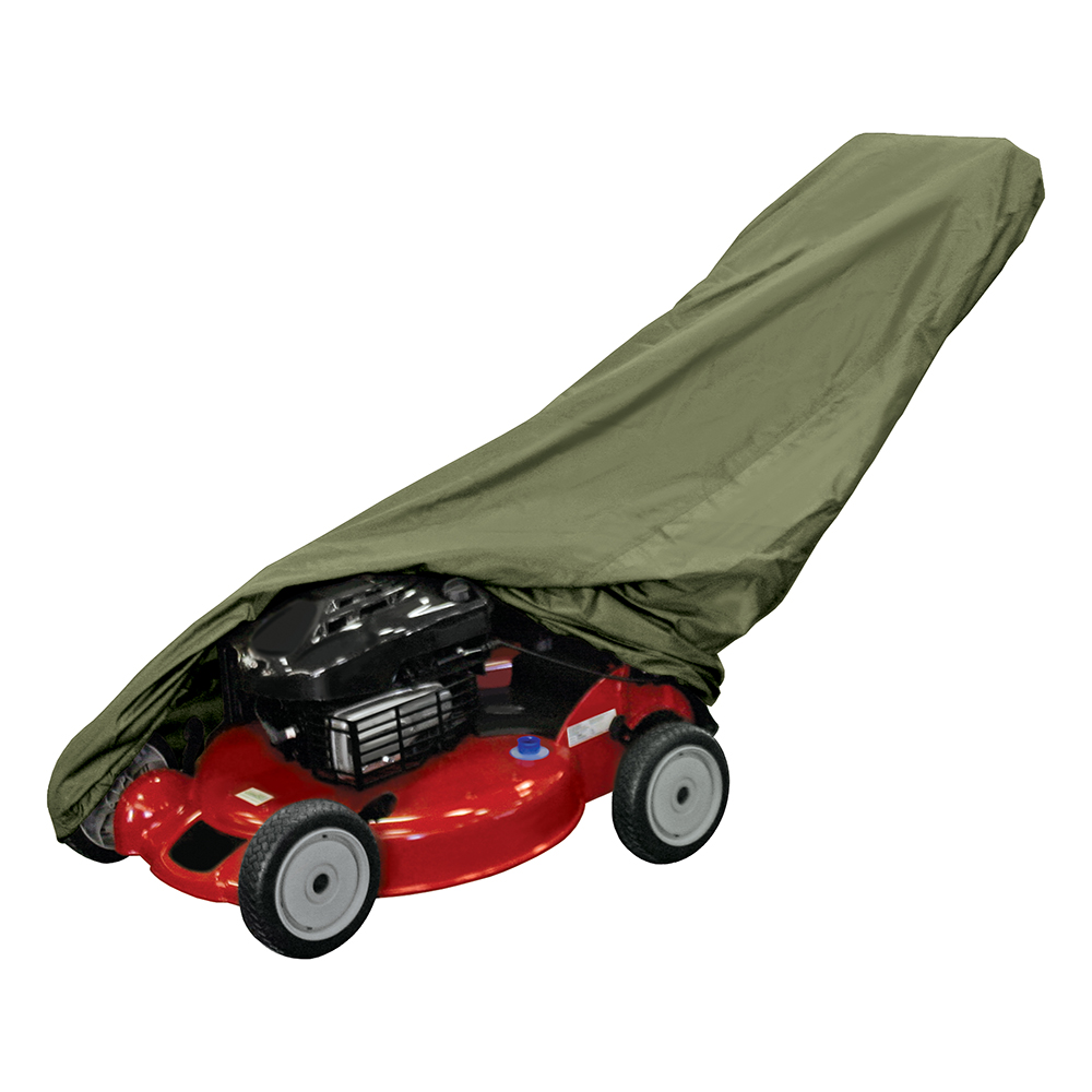 Dallas Manufacuring Co. Push Lawn Mower Cover - Olive