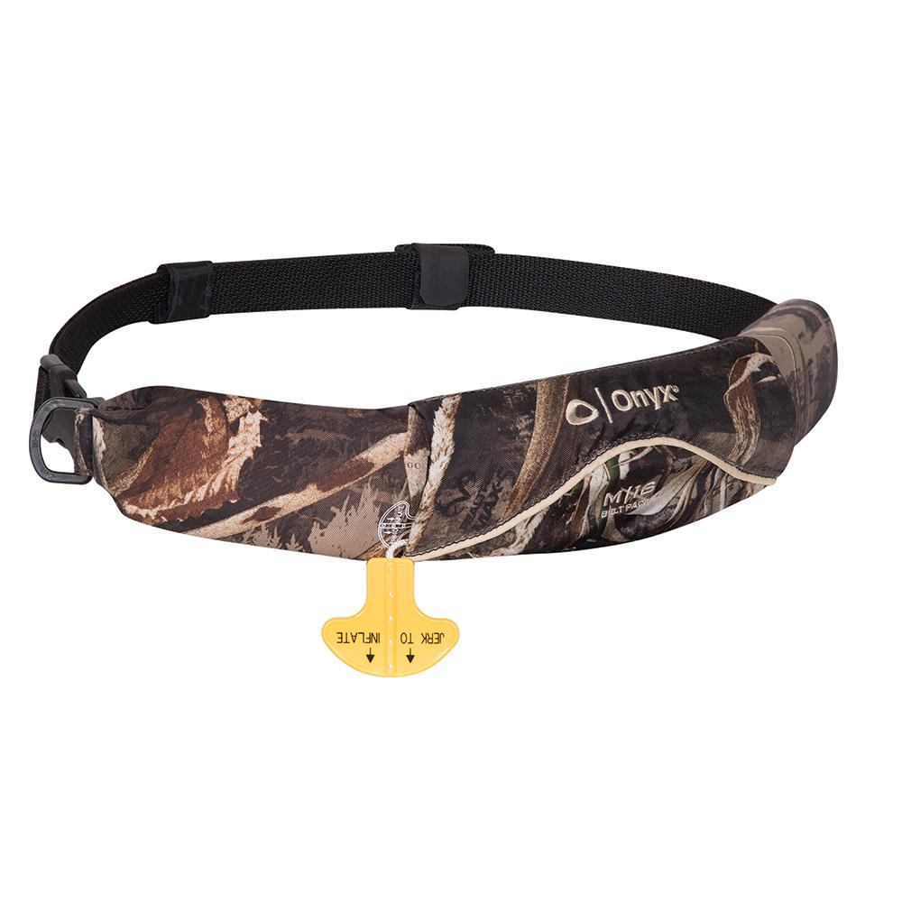 stearns 16g manual belt pack