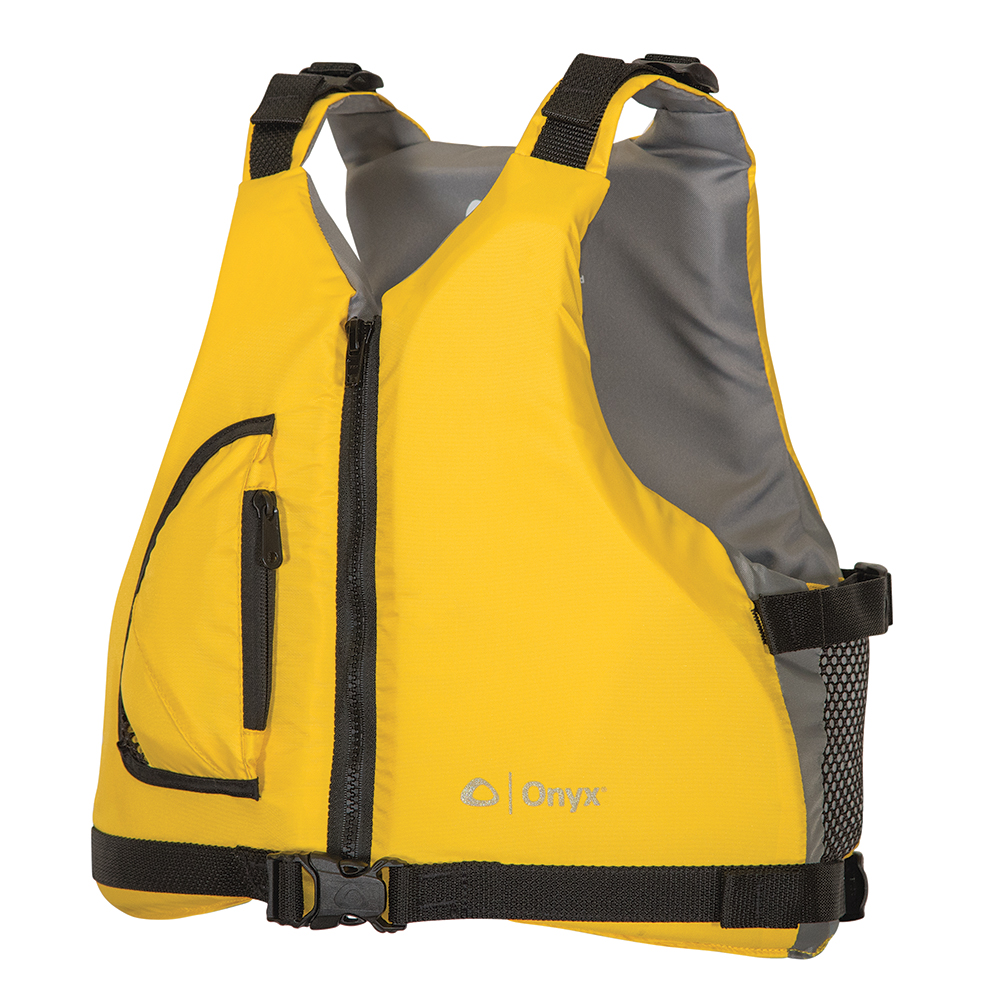Onyx Youth Universal Paddle Vest - Yellow