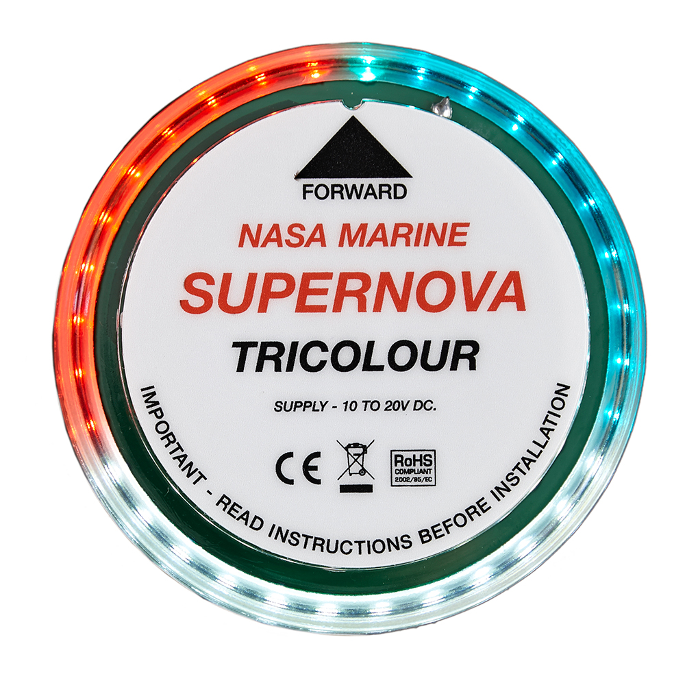 Clipper Supernova Tricolour Navigation Light